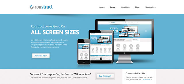 84 Best Corporate HTML Website Templates | Web & Graphic Design ...