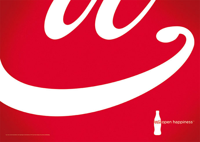 Coca-Cola: Open Happiness