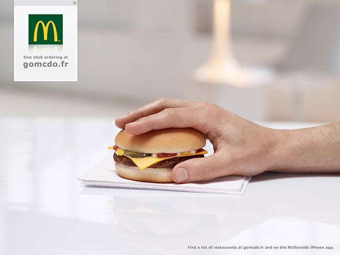 McDonald's: GoMcDo