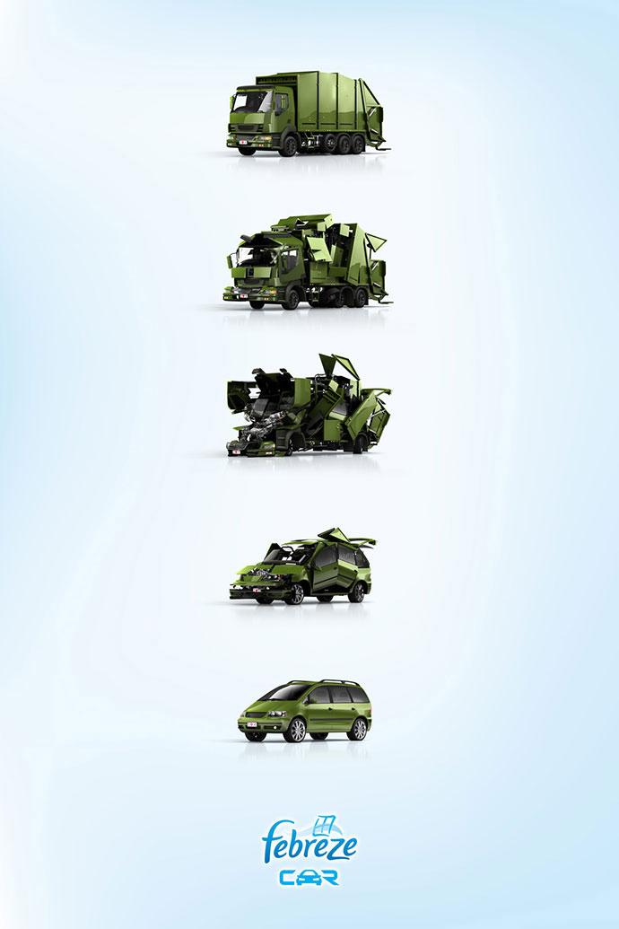 Febreze: Truck