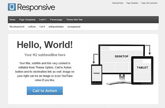 responsive-wp-theme-2