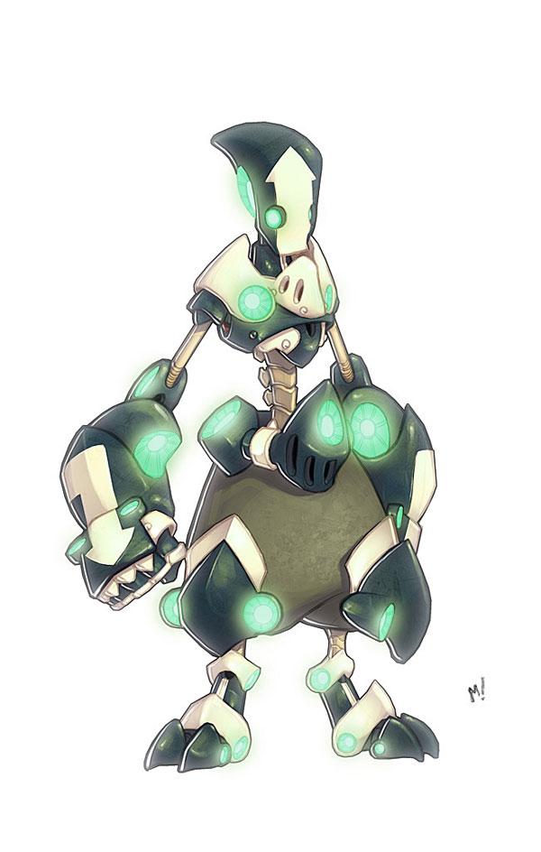 Robot.... GO