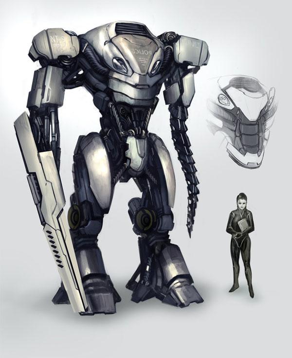 Robot Popo