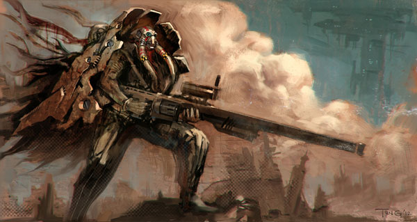 The Rusted Souls - Vigilant