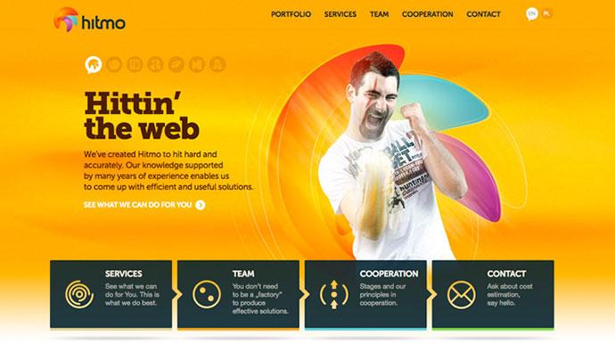 hitmo – hittin' the web