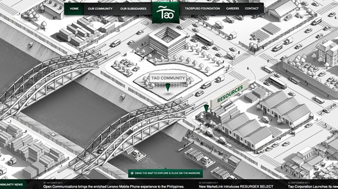 Tao Community Website