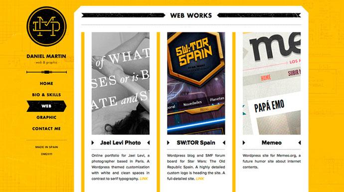 Daniel Martin | Web & Graphic