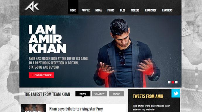 Amir Khan Official