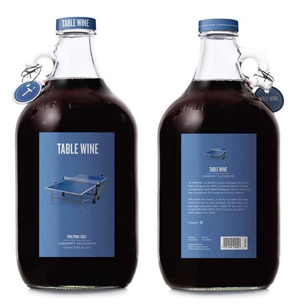 Rethink Table Wine