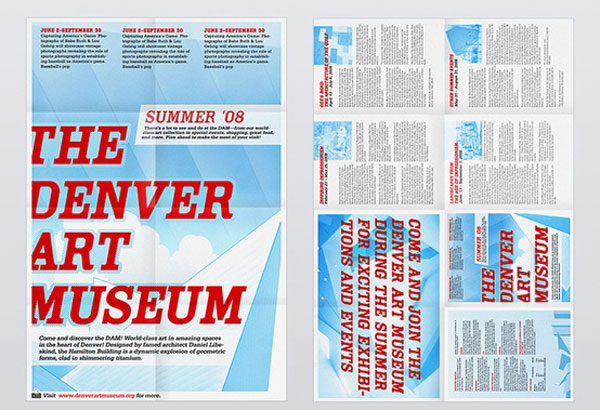 poster brochure from Adam Robertson