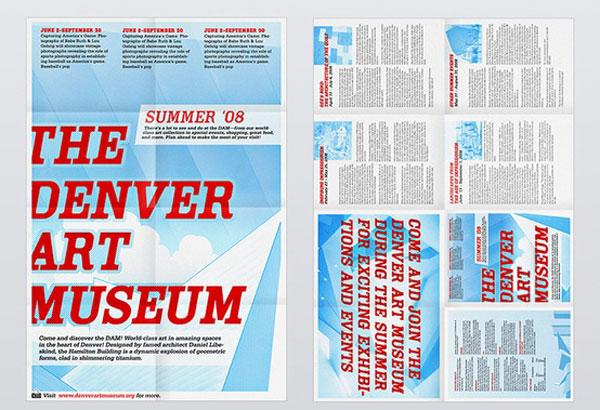 poster brochure from Adam Robertson