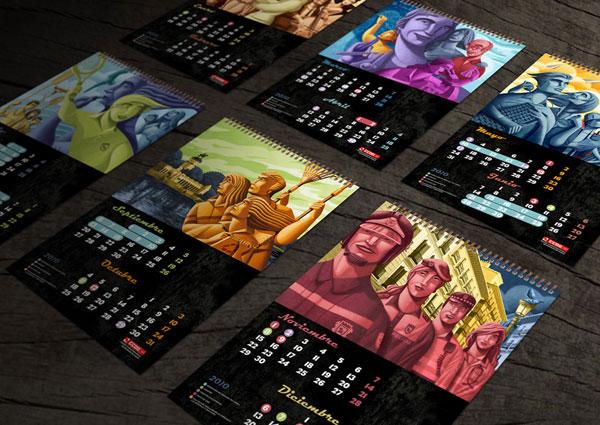 Optimus Calendar