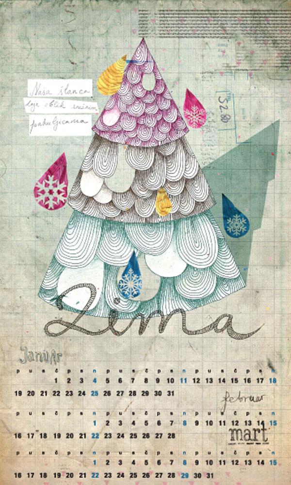 Seasonal Food Calendar