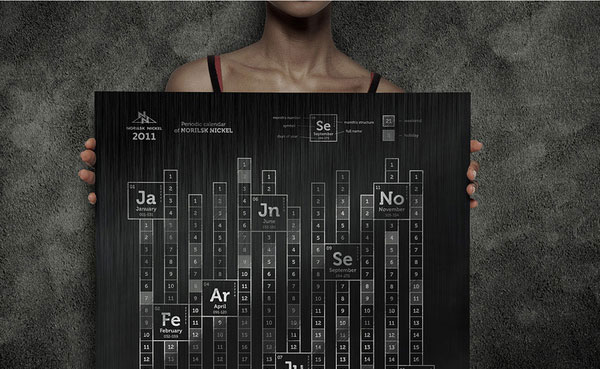 55 Cool & Creative Calendar Design Ideas For 2020 – Bashooka