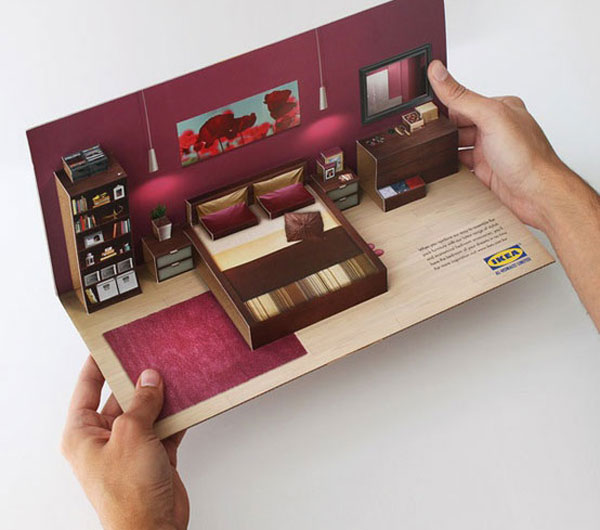 45 interesting brochure designs web graphic design for Furniture brochure design inspiration