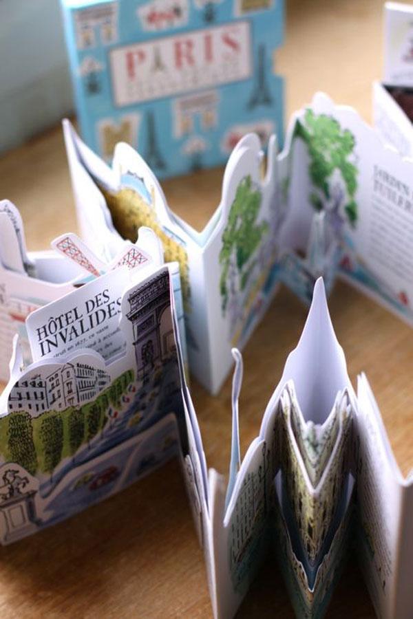 pop-up city books