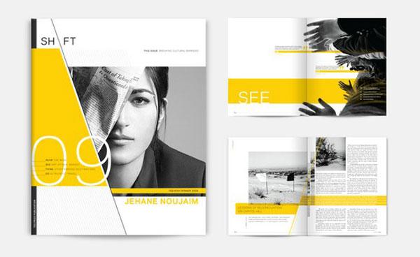 45 interesting brochure designs inspiration web graphic design bashooka - Flyer design inspiration ...