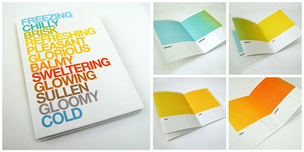 Typography Brochure: Hello