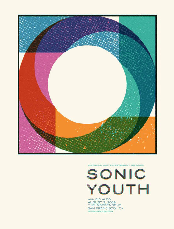Sonic Youth designed by Lil Tuffy