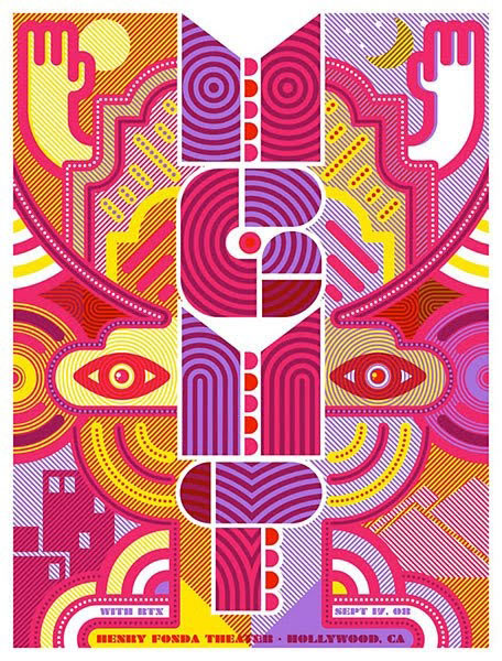 mgmt concert poster
