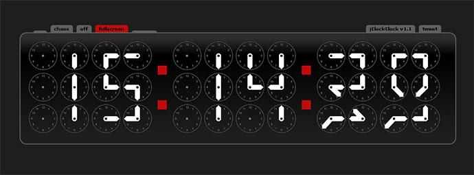 jq-clock-10