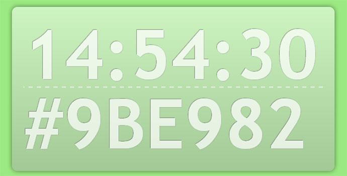 jq-clock-5