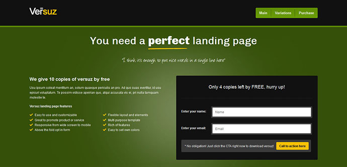 80 high converting landing page templates web graphic design