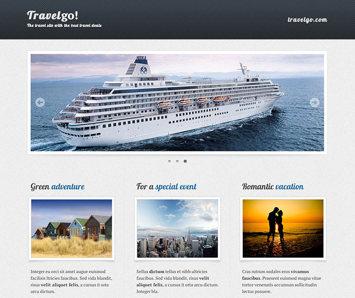 minimAll Landing Page