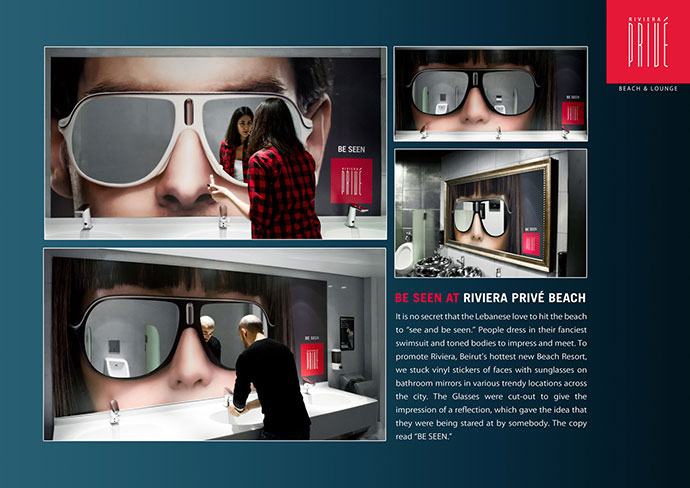 Riviera Privé: Be Seen