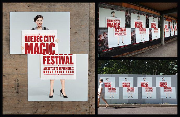 Quebec City Magic Festival: Sliced Girl