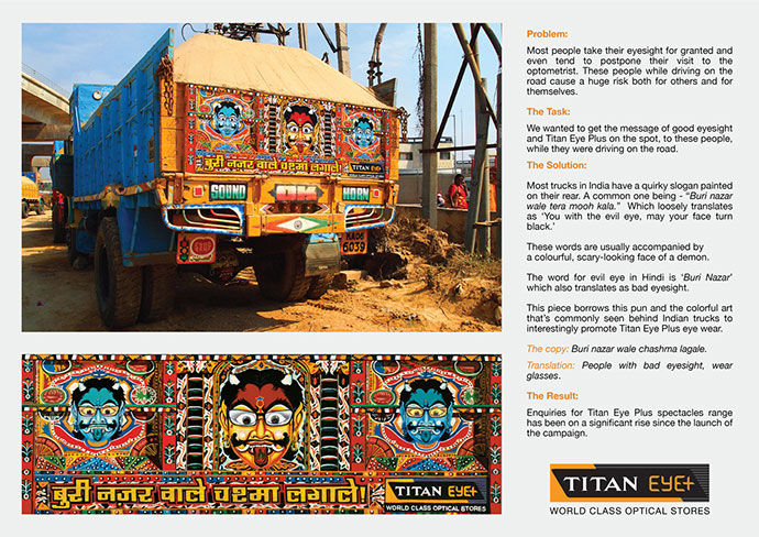 Titan Eye Plus: Lorry