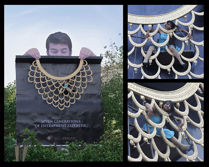 Scg Jewellers: Entrapment