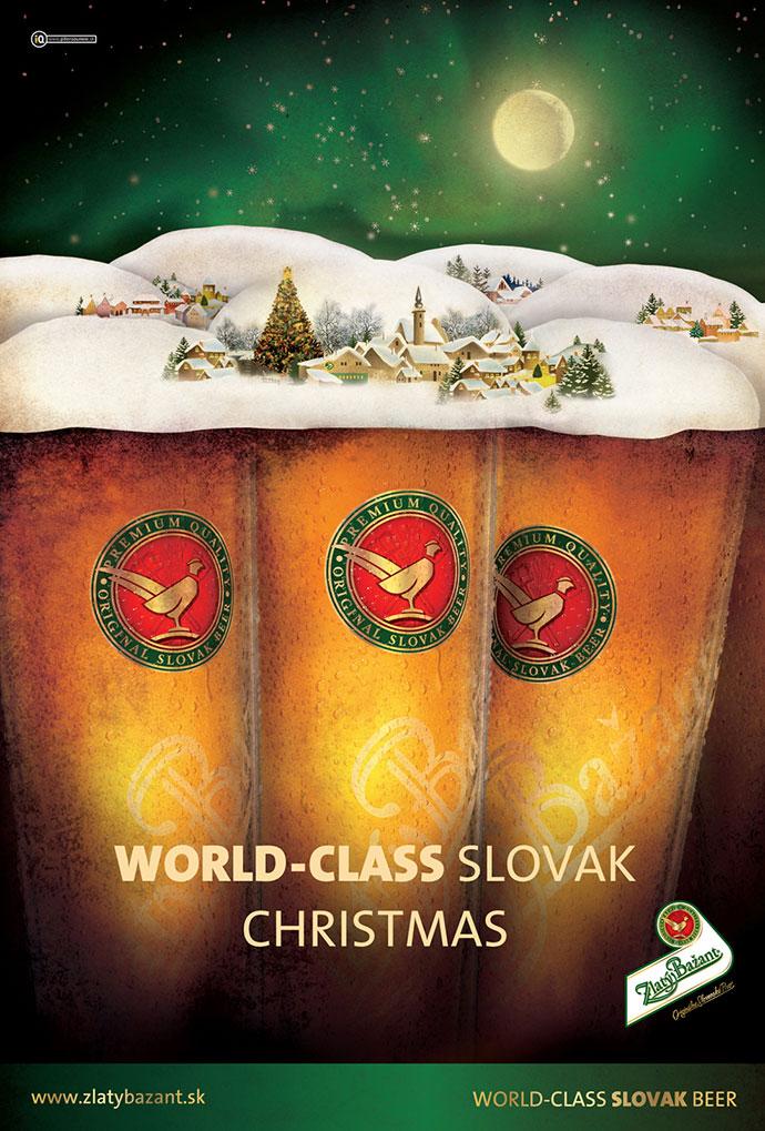 Zlaty Bazant: Slovak Christmas