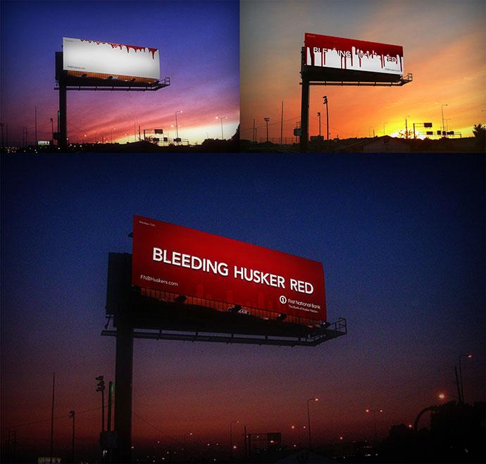 First National Bank: Bleeding board
