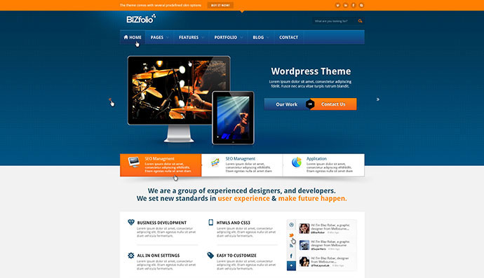 95 beautiful photoshop website templates web graphic An website