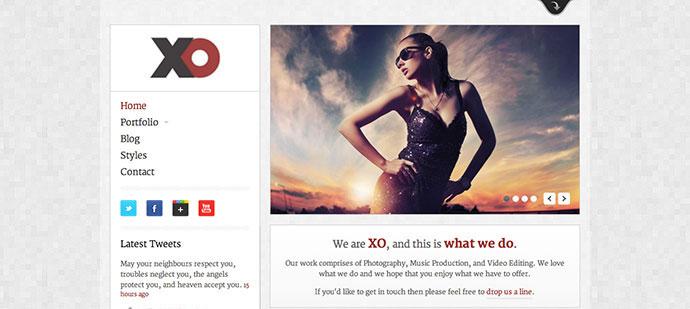 XO - Responsive Creative HTML Template