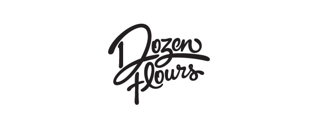 100 Examples Of Hand-Lettering Logo Designs