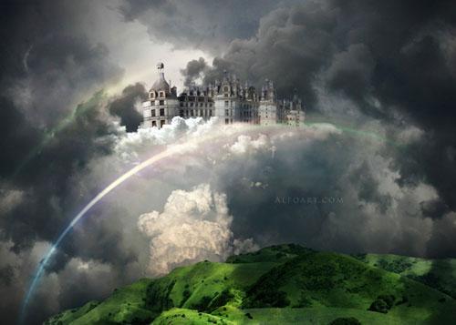 35 Surreal Illustration Photoshop Tutorials Web