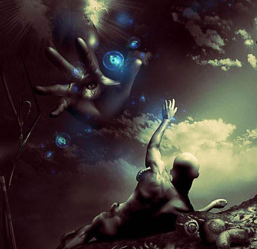 How To Create Dark Surreal Photo Manipulation