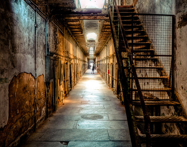 Eastern State Penitentiary by Sky Noir