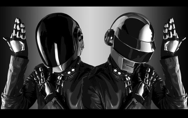 Daft Punk Vexel