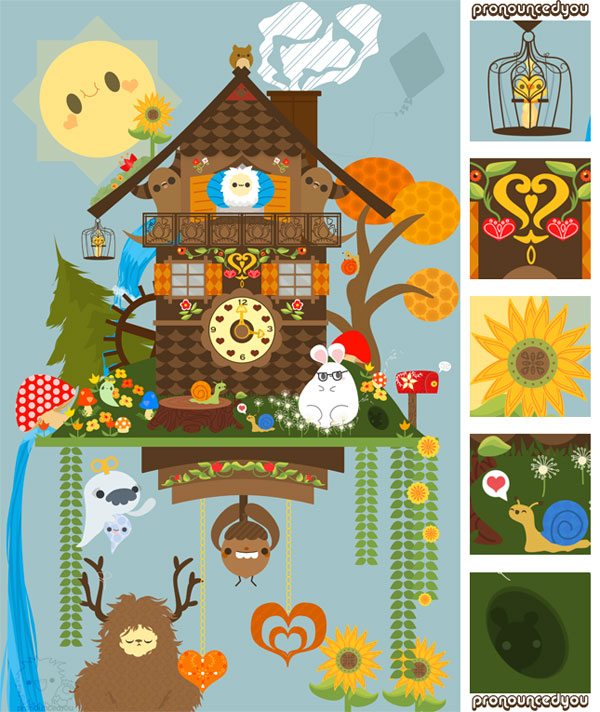 The Impossible Cuckoo Clock
