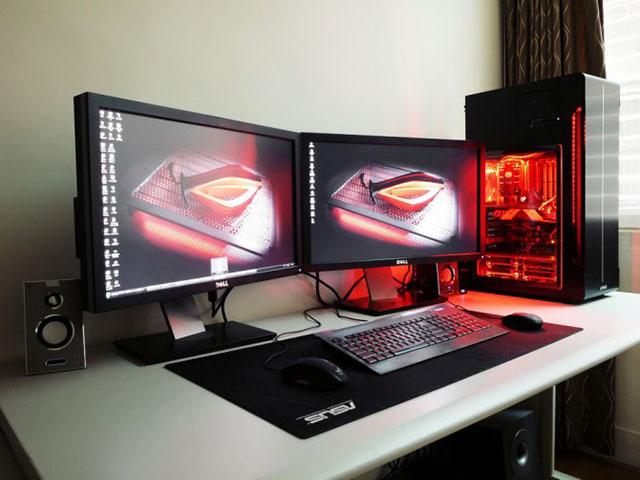 55 Brilliantly Amazing Workstation Setups | Web & Graphic Design ...