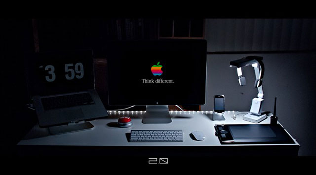55 brilliantly amazing workstation setups