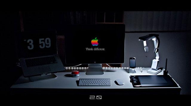 55 brilliantly amazing workstation setups