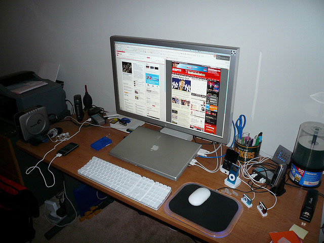55 Brilliantly Amazing Workstation Setups Web Amp Graphic