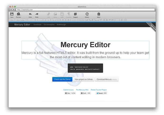 14 Best WYSIWYG HTML Editors – Bashooka