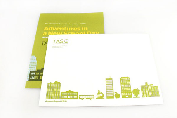 TASC Annual Report by RED ANTLER
