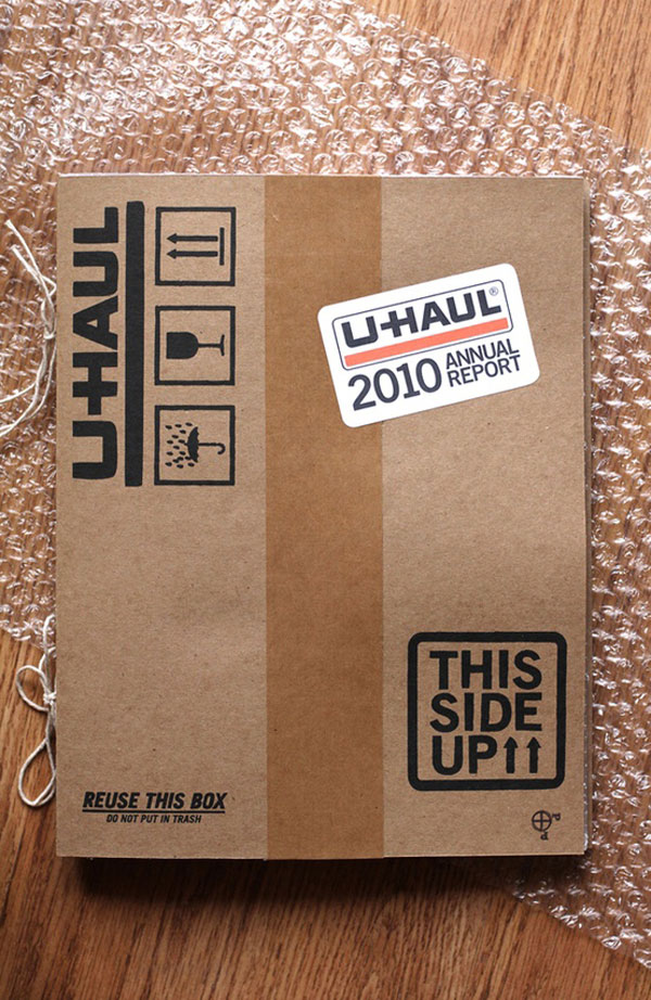 UHAUL by Jacob Gilbreath
