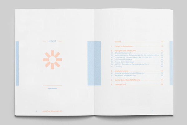 The Solar Annual Report by Mathias Nösel